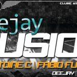 DJ Fusion no Clube Asas do Atlântico