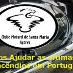 Clube Motard ajuda Pedrogão Grande