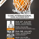 Mini Basquetebol no Faial