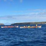 Botes Baleeiros em Competição