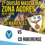 Voleibol 2ª divisão CD Marienses Vs CD Ribeirense