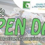 2ª Edição do OPEN DAY DO CENTRO DE PROCESSAMENTO DE RESÍDUOS DE SANTA MARIA