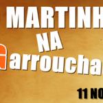 São Martinho 2017 na Garrouchada