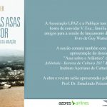 Lançamento do livro Under the Goshawk's Wings – A History of Aviation in the Azores / Sob as Asas do Açor – Uma História da Aviação nos Açores