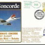 Concorde o emblemático avião ultima vez em Santa Maria