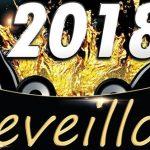 Reveillon 2018 no Clube Asas do Atlântico