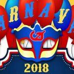 Baile de Carnaval 2018 Clube Ana