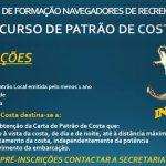 Curso de Patrão Costa – Clube Naval de Santa Maria