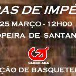Sopas de Império para ajudar Basquetebol do Clube Ana