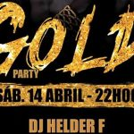 Gold Party no Moon Light em Vila do Porto