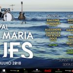 Santa Maria Blues 2018 Cartaz completo