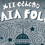 Cartaz Oficial da XII Edição do Festival Maia Folk