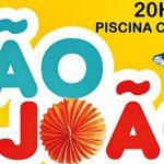 Festa de São João Piscina do Clube Ana